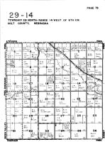 Township 29 North - Range 14 West, Holt County 1948